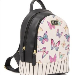 Betsey Johnson Mid Size Backpack
